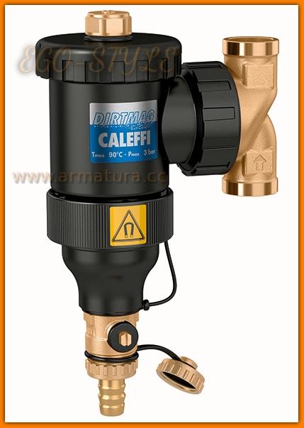 DIRTMAG 545306 545305 Caleffi Separator zanieczyszczeń 1