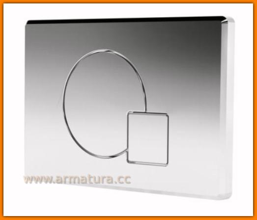 przycisk spłuczki podtynkowej WIW200.2.2 WINKIEL IN-WALL prevex